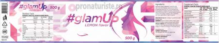 #glamUp CaliVita (500g) colagen si acid hialurnic pentru reducerea ridurilor.1