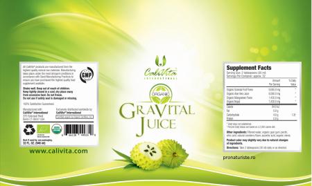 Pachet Gravital 3+1 (946 ml)4 x 946 ml [1]