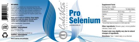 Pro Selenium (60 tablete) Produs naturist cu Seleniu [1]