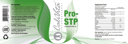 Pro-STP Calivita (60 caps) Protecţia prostatei [1]