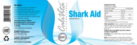 Shark Aid (90 tablete) funcţionarea sănătoasă a articulaţiilor [1]