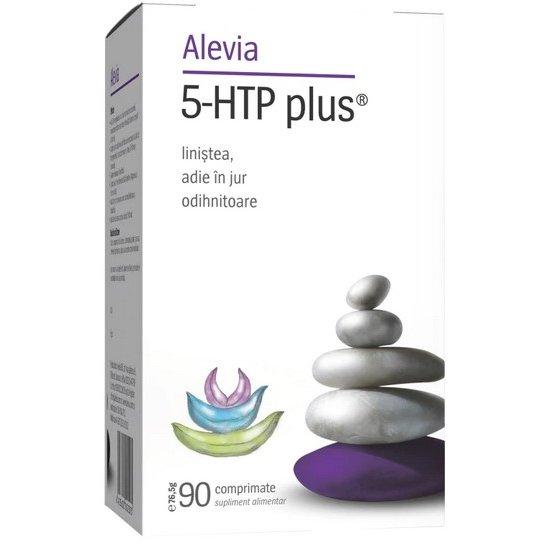 5-HTP Plus 90cpr Alevia [0]