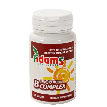 B Complex 30 tablete [0]