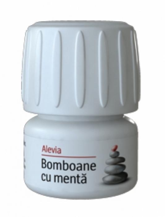 Bomboane Mentolate 60cps Alevia [0]