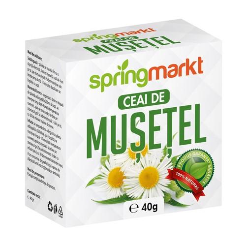 Ceai Musetel Flori 40gr springmarkt [0]