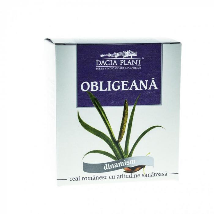 Ceai Obligeana 50g Dacia Plant [0]
