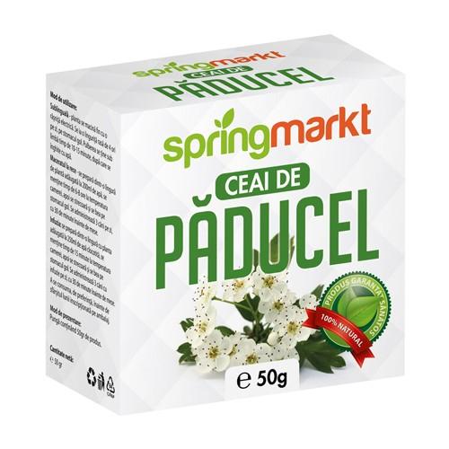 Ceai Paducel Frunze si Flori 50gr springmarkt [0]