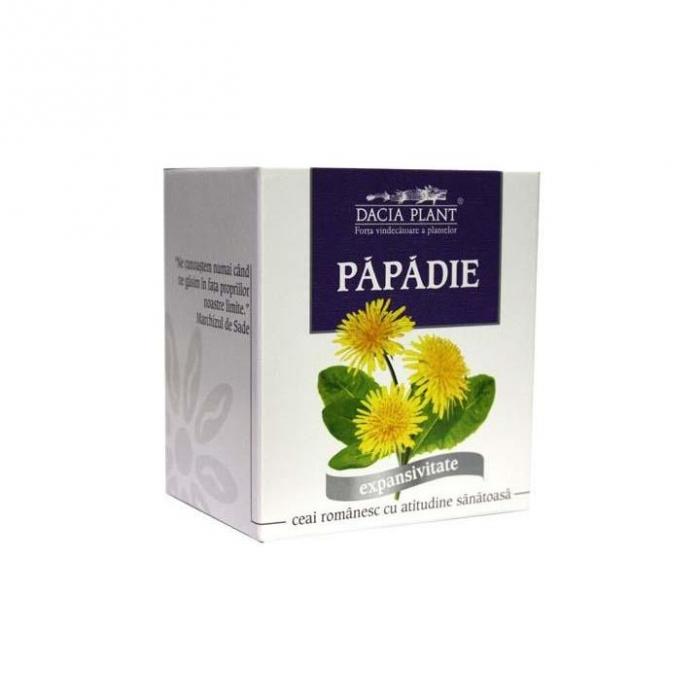 Ceai Papadie 50g Dacia Plant [0]