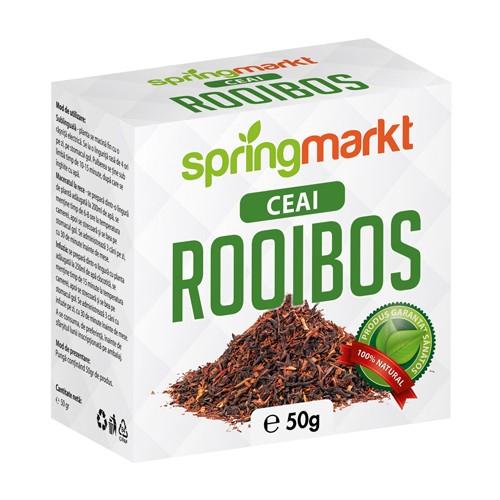 Ceai Rooibos 50gr sprngmarkt [0]