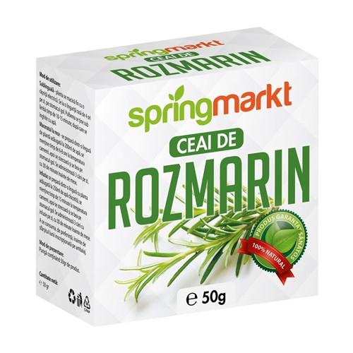 Ceai Rozmarin 50gr springmarkt [0]