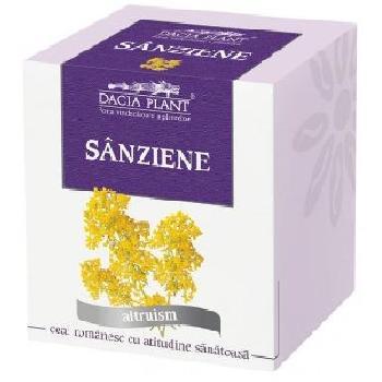 Ceai Sanziene galbene  50g Dacia Plant [0]