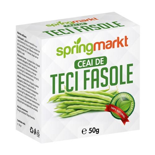 Ceai Teci Fasole 50gr springmarkt [0]