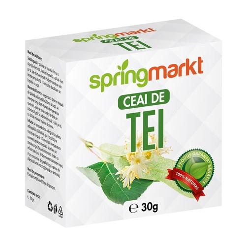 Ceai Tei Flori 30gr springmarkt [0]