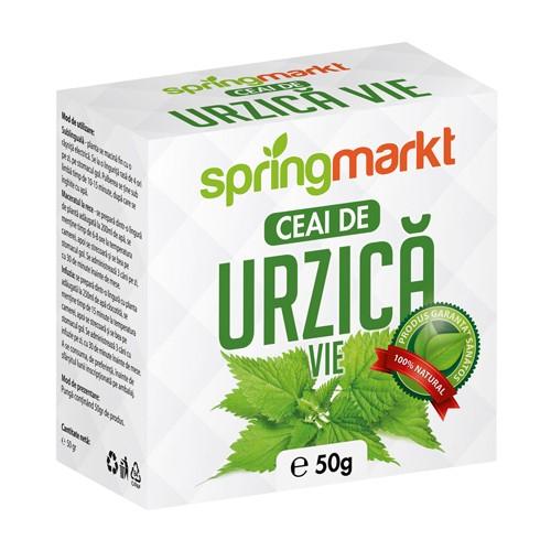 Ceai Urzica Vie 50mg springmarkt [0]