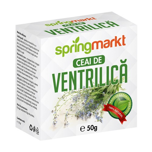 Ceai Ventrilica 50gr springmarkt [0]