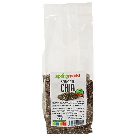 Chia - Seminte 100gr springmarkt [0]