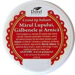 Crema Balsam Marul Lupului Galbenele Arnica 100g Dorel Plant [0]