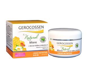 Crema Nutritiva miere si masline 100ml Gerocossen  [0]