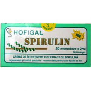 Crema Spirulina 30mndz Hofigal [0]