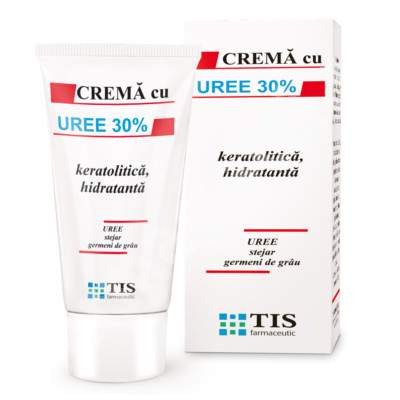 Crema Uree 30% 50ml Tis Farmaceutic [0]