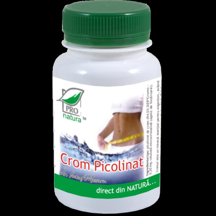 Crom Picolinat 90cps Medica [0]