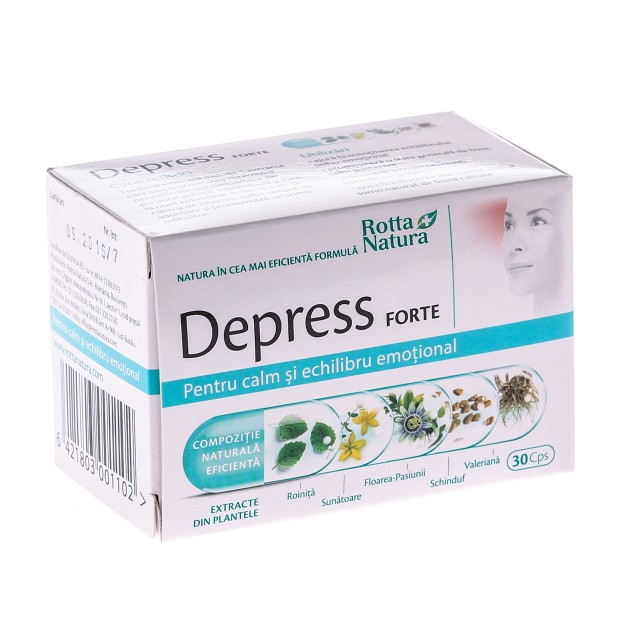 Depress Forte 30cps Rotta Natura [0]