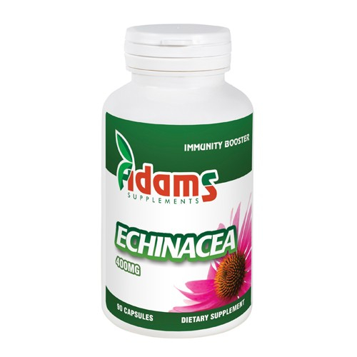 Echinacea 400mg 90cps. Adams Supplements [0]