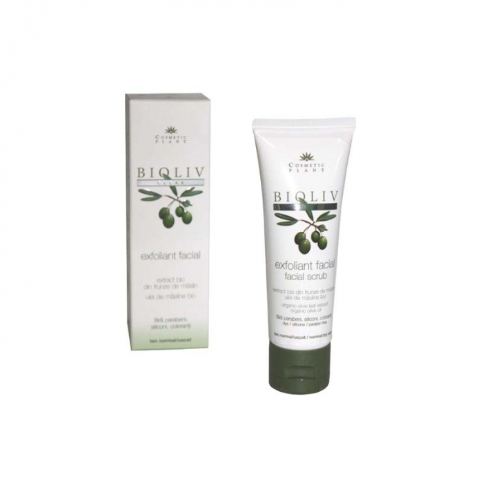 Exfoliant Facial Bioliv 50ml Cosmetic Plant [0]