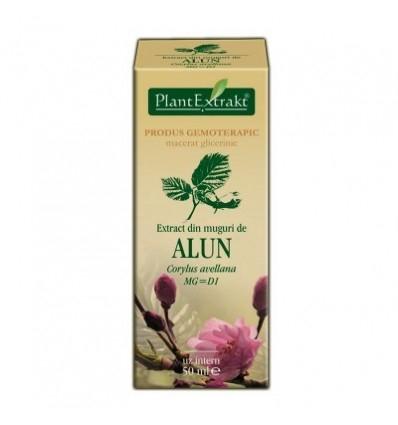 Extract din muguri de Alun 50ml Plant Extrakt [0]