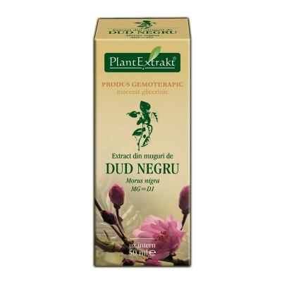 Extract Dud Negru 50ml Plant Extrakt [0]