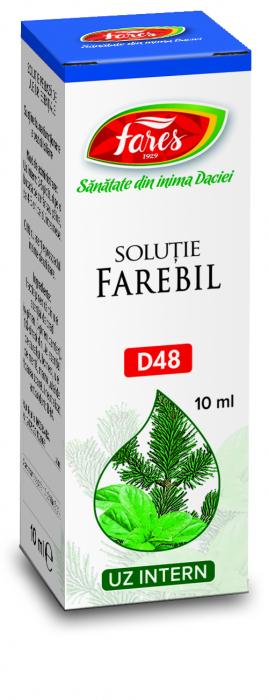 Farebil solutie 10 ml Fares [0]