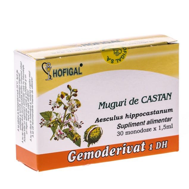 Gemoderivat Castan 30mndz Hofigal [0]
