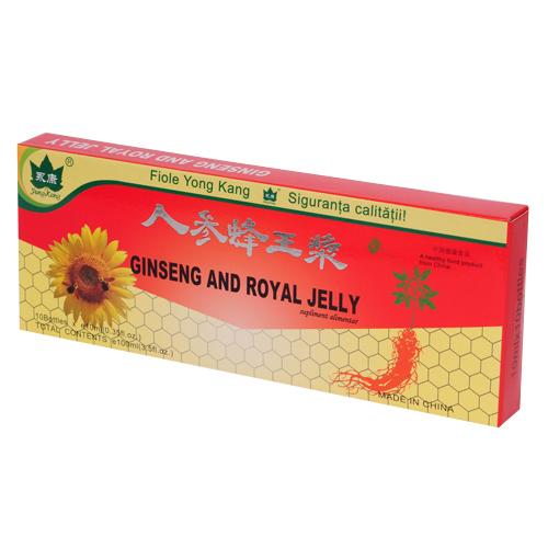 Ginseng Royal Jelly 10fl Yong Kang [0]