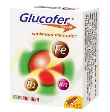 Glucofer Plus 30cps Quantum Pharm        [0]