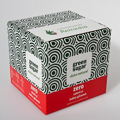 Green Sugar 100buc  Remedia [0]