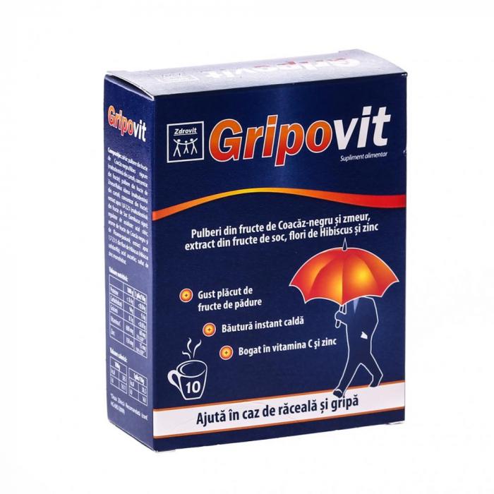 Gripovit 10dz Zdrovit [0]
