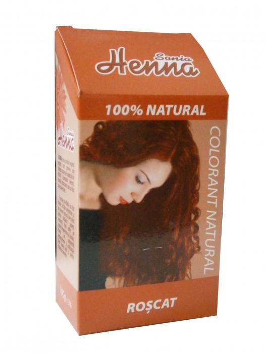 Henna Roscat 100g Henna Sonia [0]