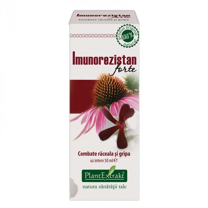 Imunorezistan Forte 50ml Plant Extrakt [0]