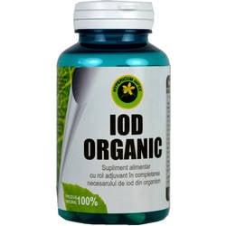 Iod Organic 360mg 60cps Hypericum [0]