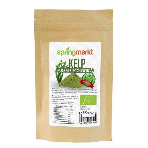 Kelp (Varec) Pulbere Ecologica 150gr springmarkt [0]