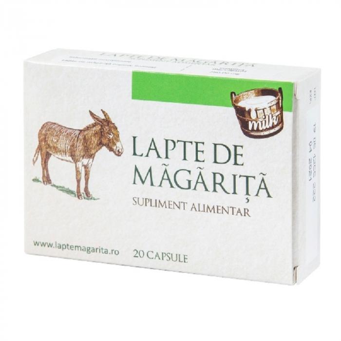 Lapte de Magarita 20cps Sintofarm [0]