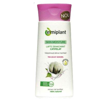 Lapte Demachiant Catifelat Ten uscat 200ml Elmiplant [0]
