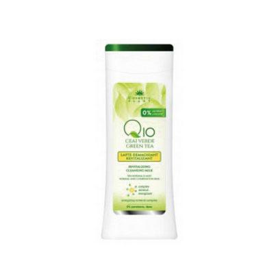 Lapte Demachiant Q10 Ceai Verde 200ml Cosmetic Plant [0]