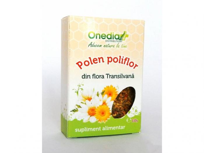 Polen poliflor uscat 110g Onedia [0]