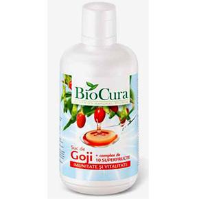 Suc de Goji cu complex Superfruct 946ml Bio Rotta Natura [0]