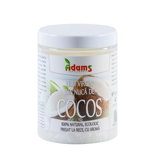 Ulei de Cocos BIO Virgin, presat la rece 1000ml [0]