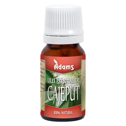 Ulei Esential de Cajeput 10ml Adams Supplements [0]