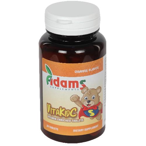 Vitakid C 30tablete masticabile [0]