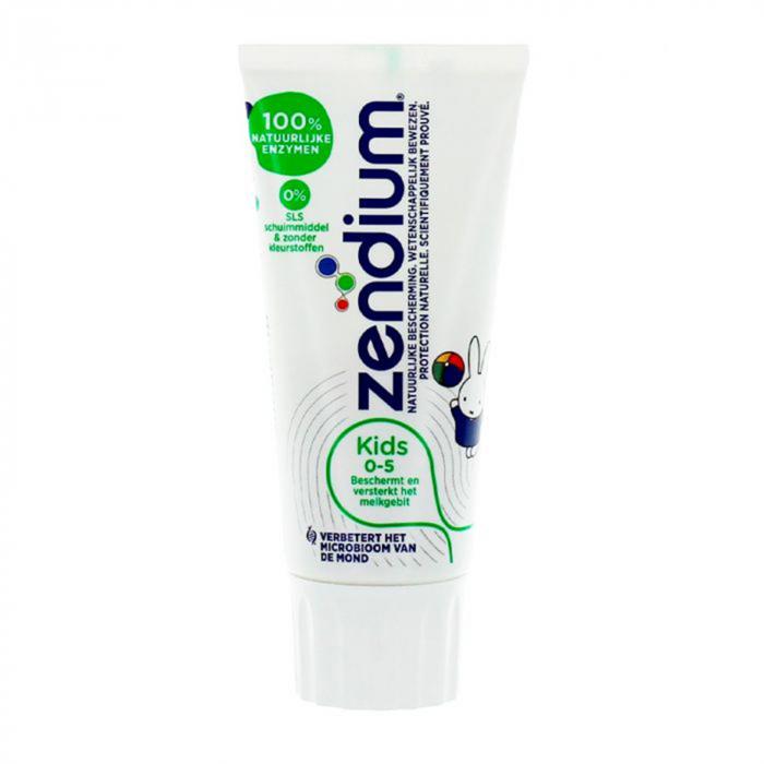 Zendium Kids Pasta de Dinti 0-5 ani 75ml Rontis [0]