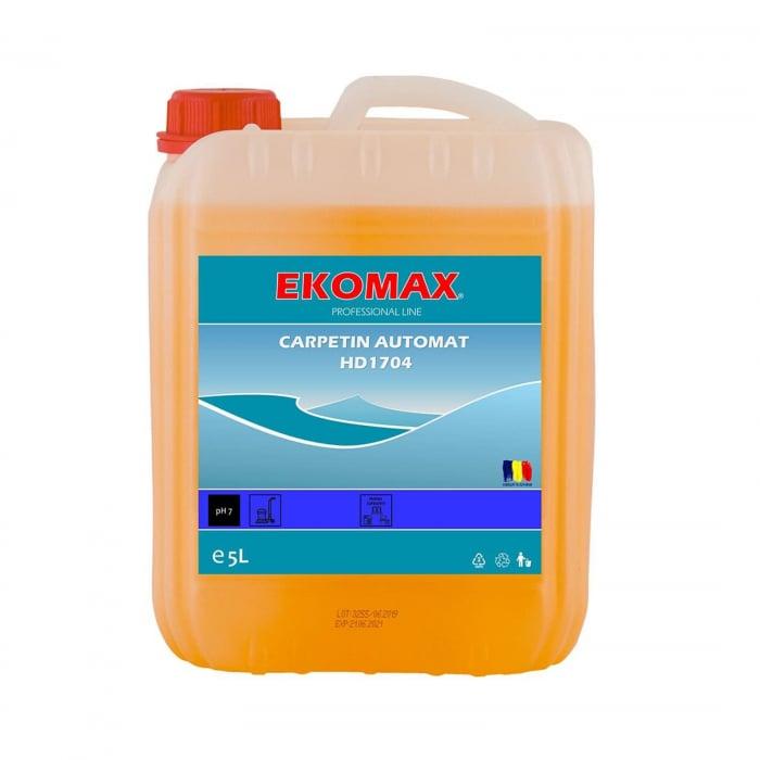 Detergent lichid automat covoare EKOMAX Carpetin Automat 5L 0